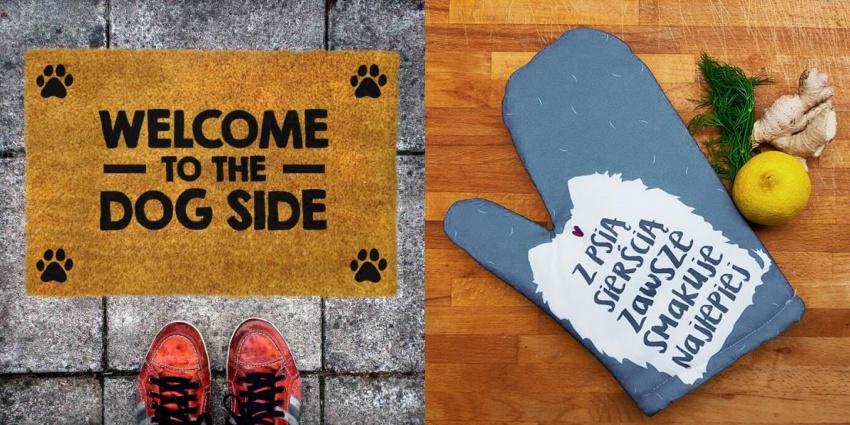 Dla psiarzy to sklep stworzony z myślą o miłośnikach psów. Znajdziecie tam nie tylko spacerowe gadżety, takie jak torby czy plecaki, ale także akcesoria do domu i kuchni.