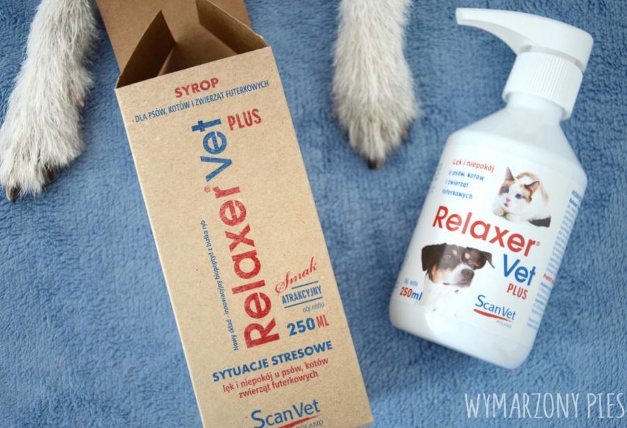 Relaxer VetPlus sprzedawany jest w butelkach o pojemności 250ml i jego cena to około 50zł.