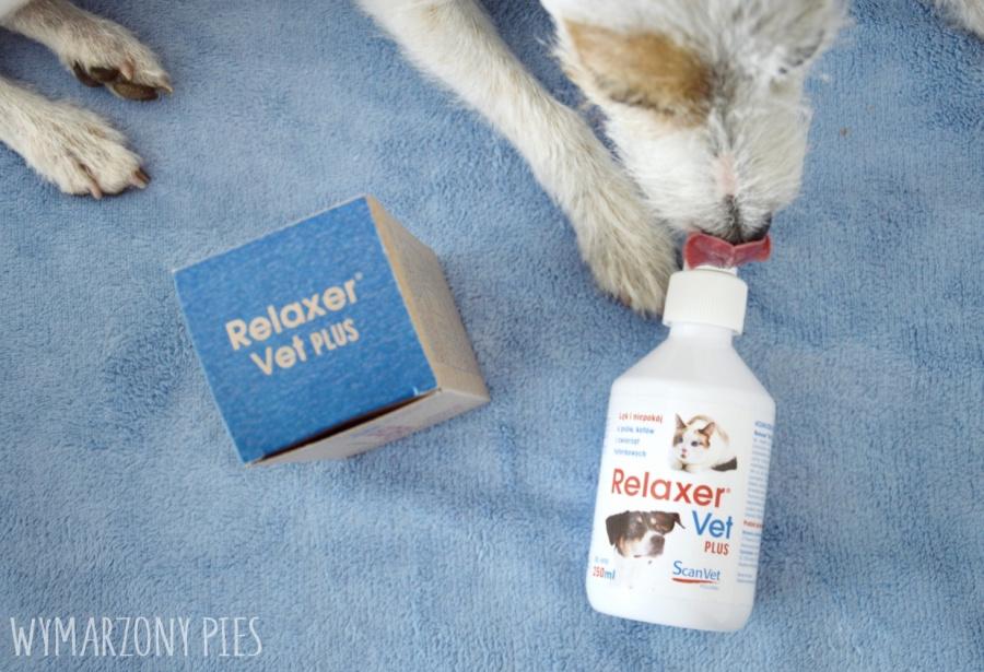 Relaxer sprawdza się zarówno u psów przejawiających problemy behawioralne oraz zapobiegawczo przed pojedynczymi sytuacjami stresującymi.