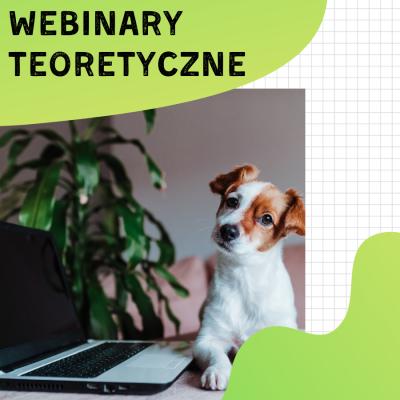 webinary teoretyczne szkolenie psów